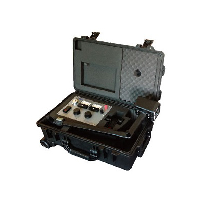 誘導式樹脂管漏水探索機 PVCロケーター D305