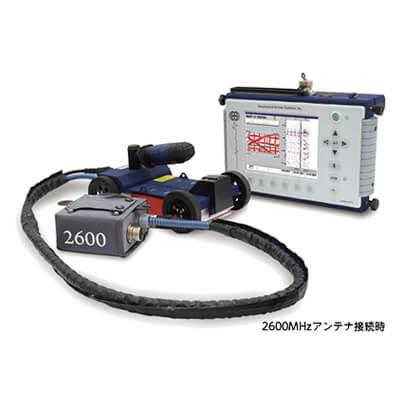 埋設管探査機・地下レーダー探査システム SIR-3000レンタルならKEYRENT