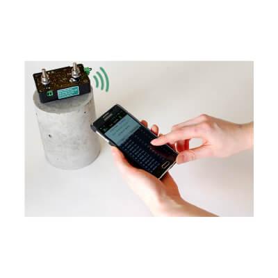 生コンクリート電気抵抗・温度測定器 SmartBoxレンタルならKEYRENT